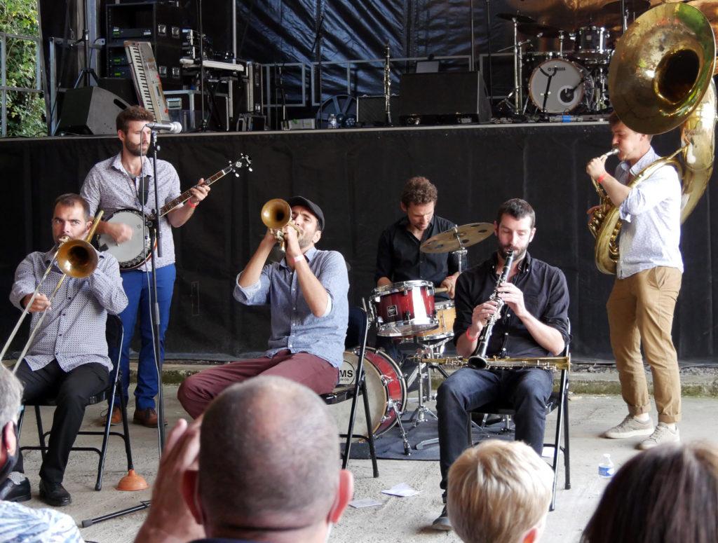 PIGALLE JAZZ BAND - Jazz à Montonvillers 2021 (7)